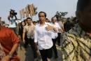 Joko Widodo remporte la présidentielle indonésienne