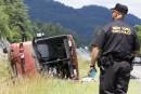 Accident d'autocar: les chauffeurs veulent des règles plus sévères