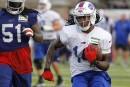 Sammy Watkins impressionne au camp des Bills