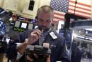 Wall Street s'incline face à l'Ukraine et des résultats décevants