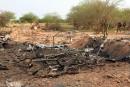 Air Algérie:onze victimes venaient du Canada