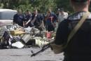 Vol MH17: les experts annulent leurs déplacements en raison des combats