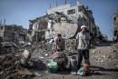 Le chef de la diplomatie iranienne réclame une aide humanitaire pour Gaza