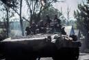 Ukraine: Kerry réfute les dénégations de Lavrov sur les armes russes