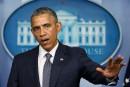 Obama appelle Israël à un cessez-le-feu inconditionnel