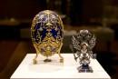 MBAM: 100 000 visiteurs pour <em>Fabergé</em>