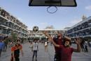 Une autre école de l'ONU frappée par Israël, 20 morts