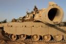 Les États-Unis réapprovisionnent Israël en munitions