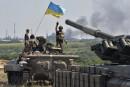 Tentative de dialogue entre la Russie et l'Ukraine