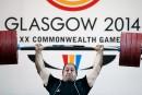 L'haltérophile montréalais George Kobaladze médaillé d'or