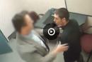 Un suspect coupable d'avoir agressé un enquêteur au poste de police