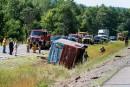 Accident d'autocar dans l'État de New York: recours collectif en vue