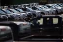 Record de ventes mensuelles pour GM, Ford et Chrysler