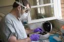 Un médicament canadien n'a pas été employé pour lutter contre l'Ebola