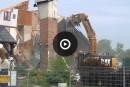 Le Manoir St-Castin démoli