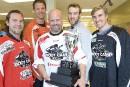 Tournoi de hockey Boot Camp:«Loin de la pétanque!»