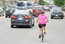 La Ville de Québec lanceune campagne positive surle partagede la route