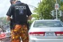 Police de Québec : fini le camouflage...mais seulement pour les funérailles