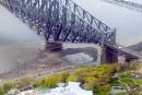 Pont de Québec: Ottawa perd... et passe à la caisse