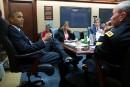 Les États-Unis ont largué de l'aide humanitaire dans le nord de l'Irak
