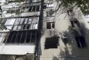 Ukraine: Donetsk sous les obus, craintes d'une intervention russe