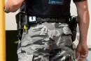 Les policiers de Québec reviennent à leurs pantalons d'uniforme