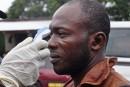 Ebola: la préoccupation mondiale reste vive