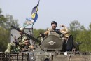 L'Ukraine craint une intervention militaire russe