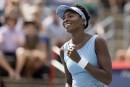 Venus Williams viendra jouer à Québec