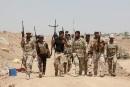 Déploiement de forces inhabituel à Bagdad