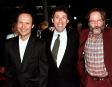 Billy Crystal, le réalisateur Ivan Reitman et Robin Williams lors...   11 août 2014