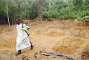 Des malades d'Ebola cloîtrés dans leur village au Liberia