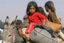 Mobilisation internationale pour les déplacés en Irak