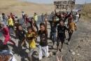 Irak: Washington juge «moins probable» d'évacuer des réfugiés