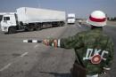Bataille de l'aide humanitaire entre Kiev et Moscou