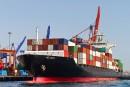 Embargo russe: le porc reste au port