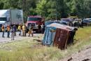 Accident d'autocar: des avocats américains rencontrent 16 passagers