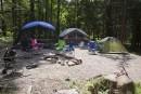 Le camping de la Yamaska offre des terrains ombragés et... | 15 août 2014