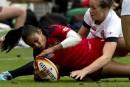 Rugby: Magali Harvey, étoile malgré elle