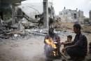 Une nouvelle trêve à Gaza jusqu'à mardi minuit