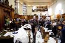 Les cols bleus de Québec n'imiteront pas les manifestants de Montréal