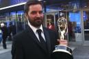 Un artiste de Cap-Rouge gagne un Emmy pour son travail sur <em>Le trône de fer</em>