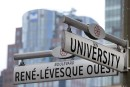 Boulevard Robert-Bourassa à Montréal: une annonce imminente