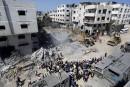 Israël a-t-il encore manqué le chef militaire du Hamas?