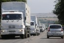 Ukraine: réunion d'urgence du Conseil de sécurité sur le convoi russe