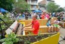 Nouveau piano public à Limoilou
