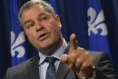 Le PQ exige à nouveau ladémission d'Yves Bolduc