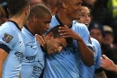 City domine Liverpool