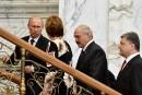 Pourparlers Ukraine-Russie: pas de résultat concret