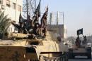 Washington espionne les djihadistes en Syrie